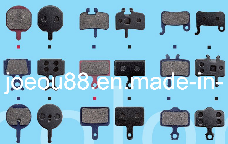 High Quality Organic Bicycle Brake Pads