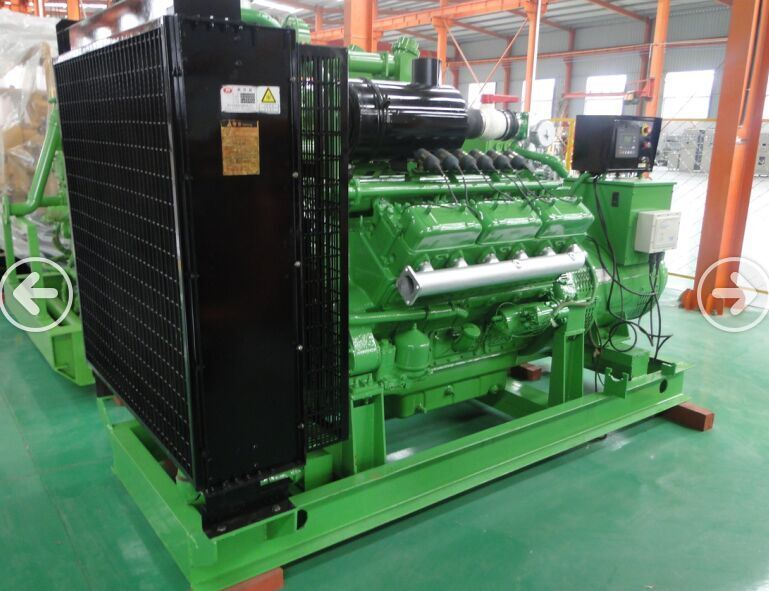 CE&ISO 250kw Coke Oven Gas Generator Set 12V138 Engine to Russia/Kazakhstan
