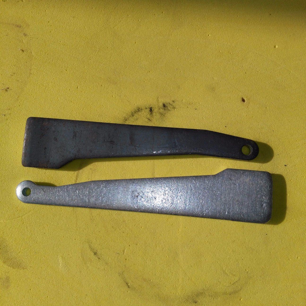 Ringlock Scaffold Plug/Wedge Pin