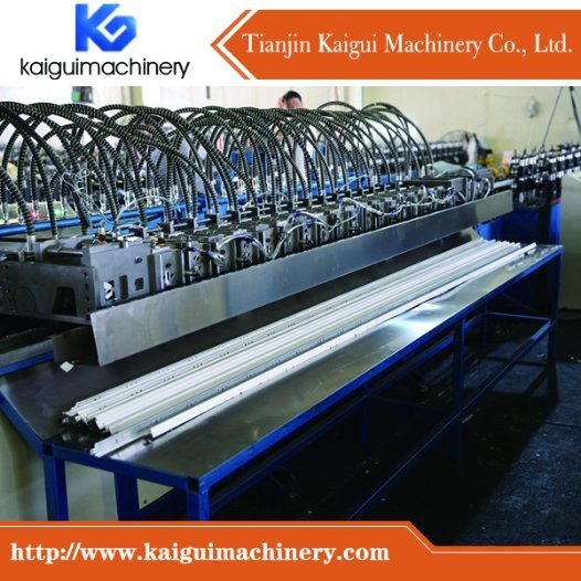 Automatic T Bar Ceiling T Grid Light Keel Roll Forming Machine