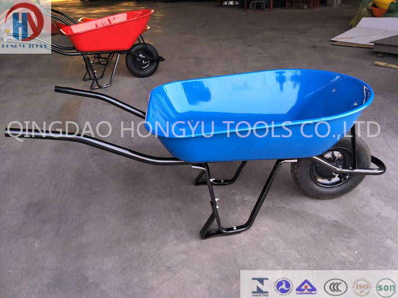 Truper Model Wheelbarrow for South America