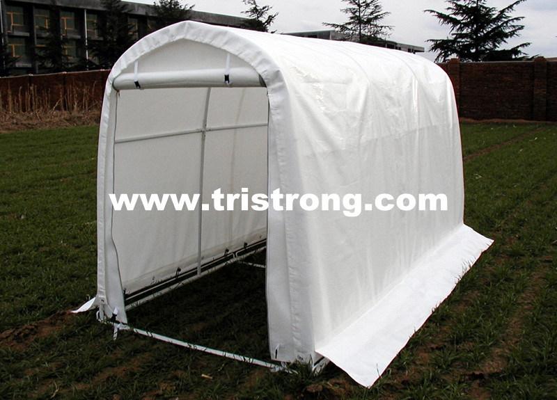 Garden Tool Shed, Steel Garden Shed, Garden Storage Shed (TSU-511)