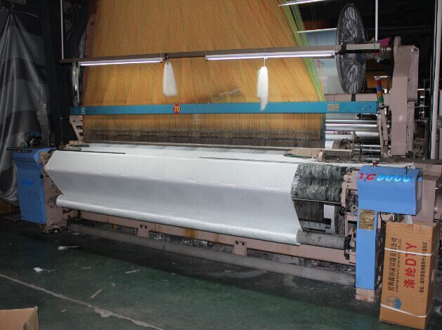Electronic Jacquard Air Jet Loom