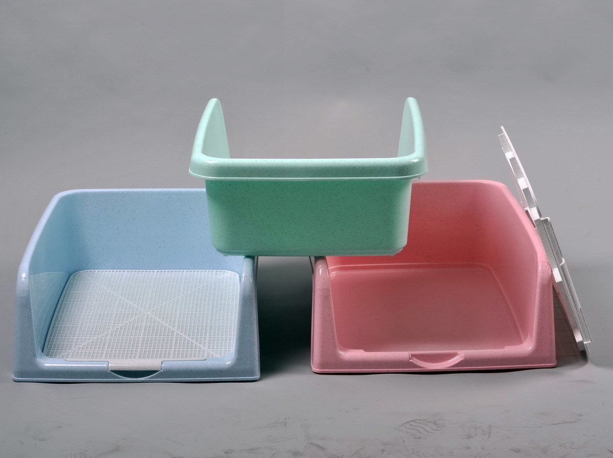 China Pet Product, New Pet Toilet, Dog Litter Tray