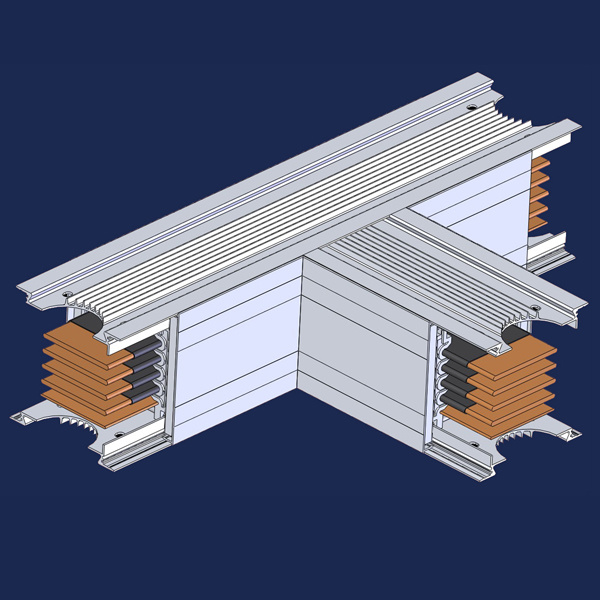 Ht CCA Busway-Copper Clad Aluminum Busbar Busway