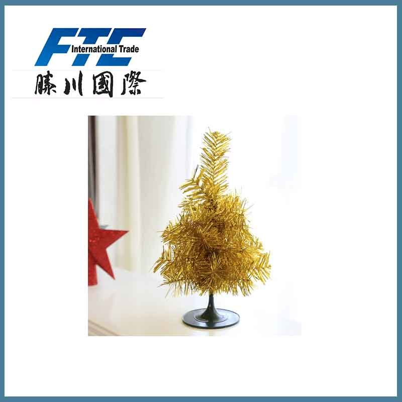 30cm Decoration Christmas Tree with Pine Cones and Light
