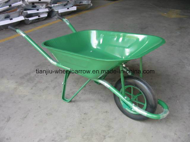 Galvanised Wb6400 Wheel Barrow Tray