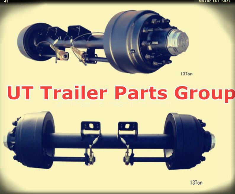 Fuwa Type 13t American Semi Trailer Parts Axle