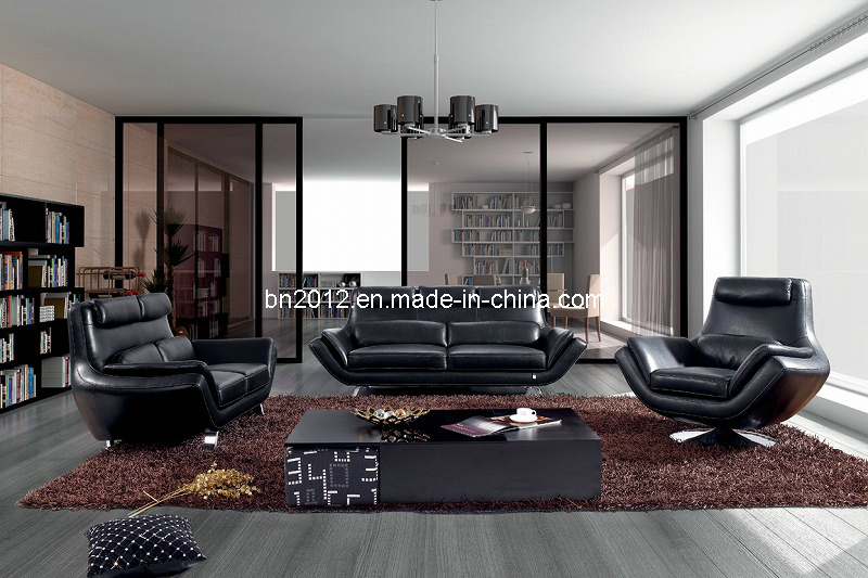 American Leather Sofa (SBL-9009)