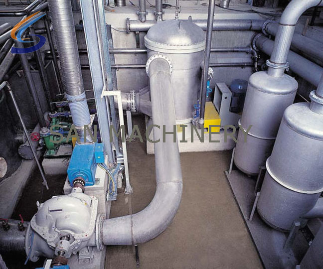 China DIP ISO Deinking Pulp Preparation Line