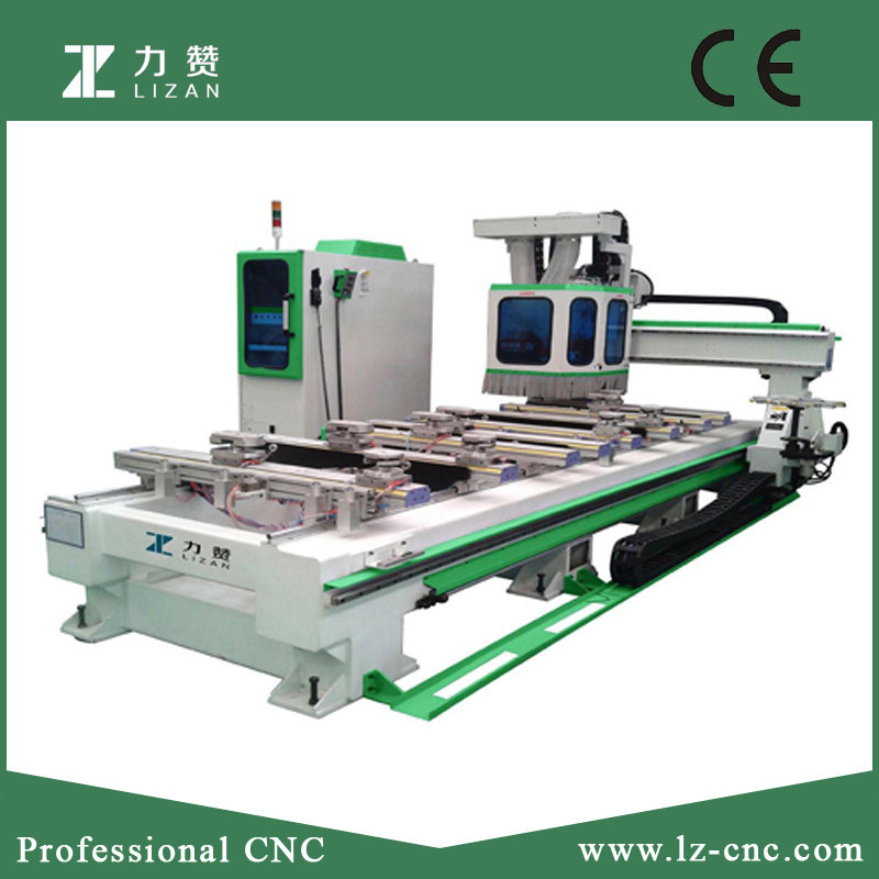 High Speed CNC Woodworking Machining Center Router PA-3713