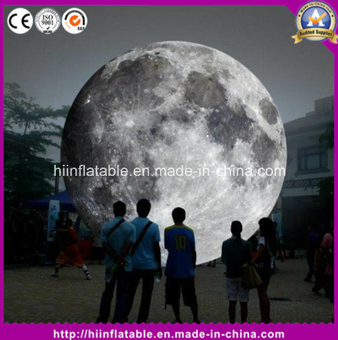 Hot Sale Giant Inflatable Moon, Inflatable Moon Ball, Moon Balloon for Events