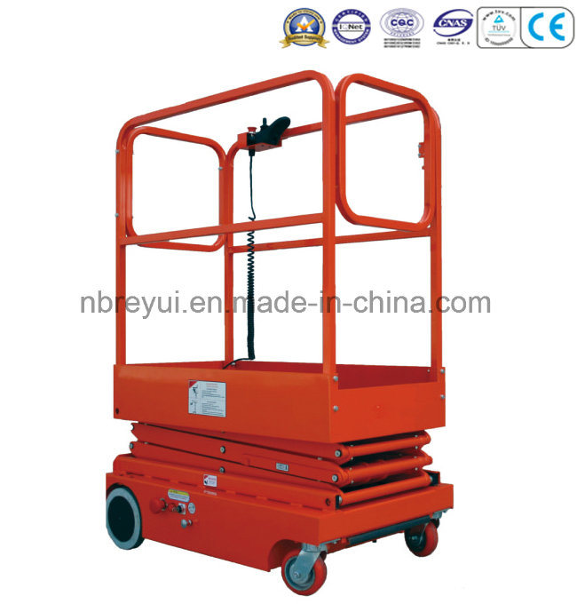 Full Electric Scissor-Type Aerial Working Platform