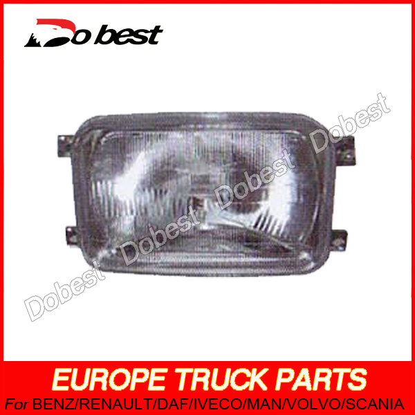 Headlight Headlamp for Volvo F12 Truck