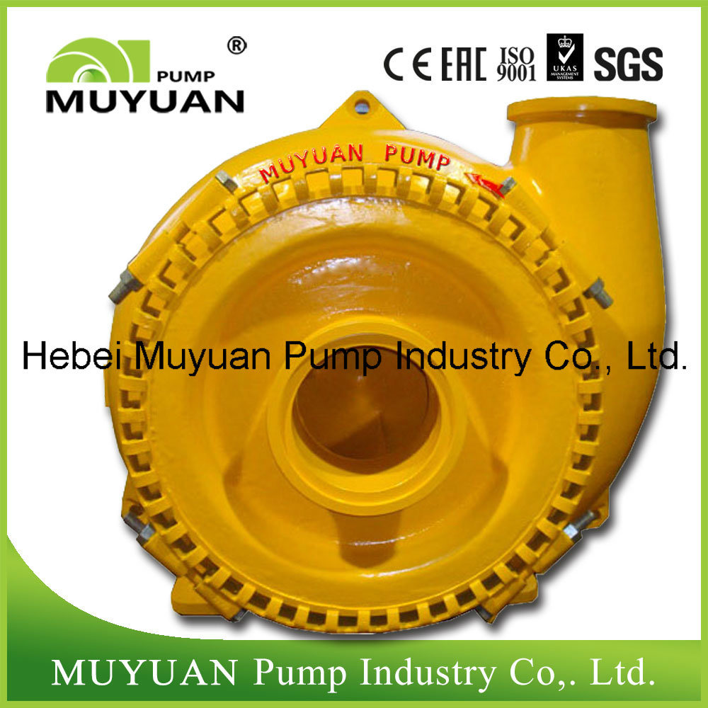 Mining Gravel Sand Mud Sucking Pump