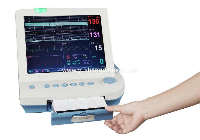 Medical Equipment Portable Fetal/Maternal/Patient Monitor