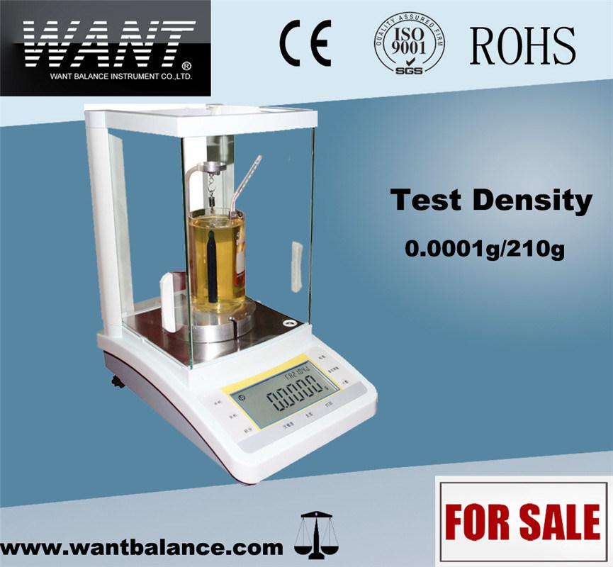 Laboratory Weighing Analytical Balance (0.0001g*0-100g/0-160g/0-200g/0-220g)