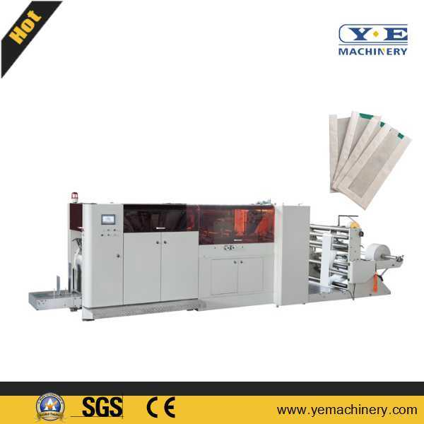 Automatic Sharp Bottom Paper Bag Making Machine (JD series)