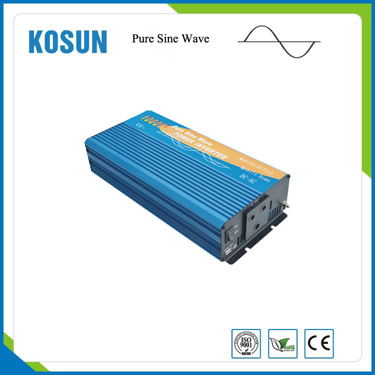 1000W Pure Sine Wave Inverter Power Inverter