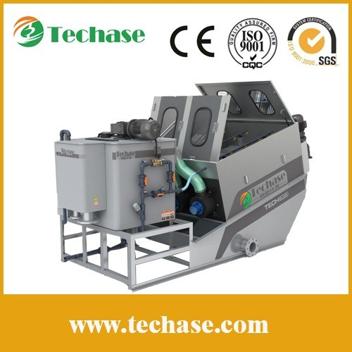 Largest Manufacturer-Techase Brand Multi-Plate Screw Press