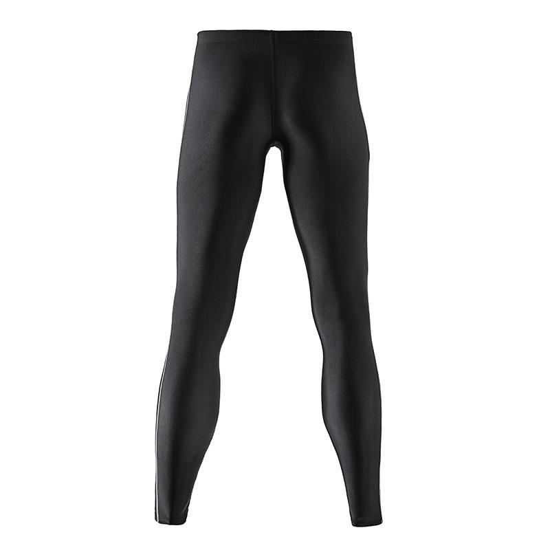 Men Printing Men′s 85% Nylon 15% Spandex Compression Pants Cycling Running Tights