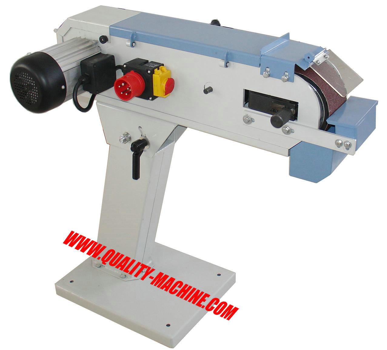 metal sanding machine