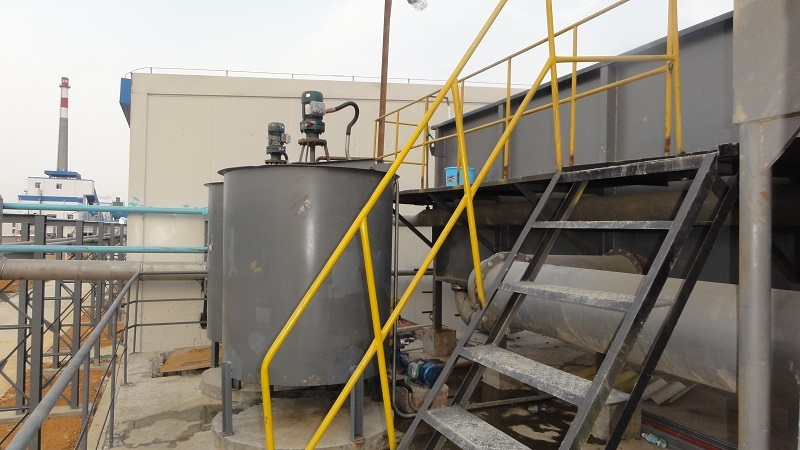 Dissolved Air Flotation (DAF) Machine for Water Treatment Machine