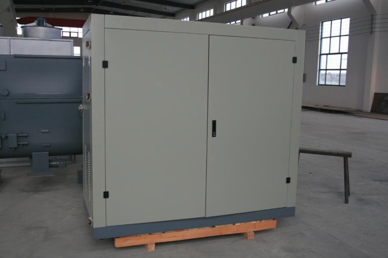 Integrative Solar Central Air Conditioner