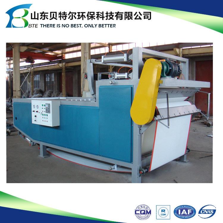 Belt Filter Machine for Sludge Dewatering