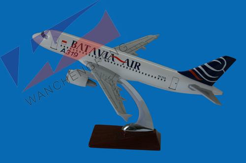 Resin Plane Model (A319)