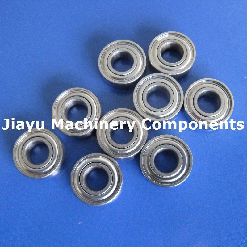 Stainless Steel Radial Ball Bearings