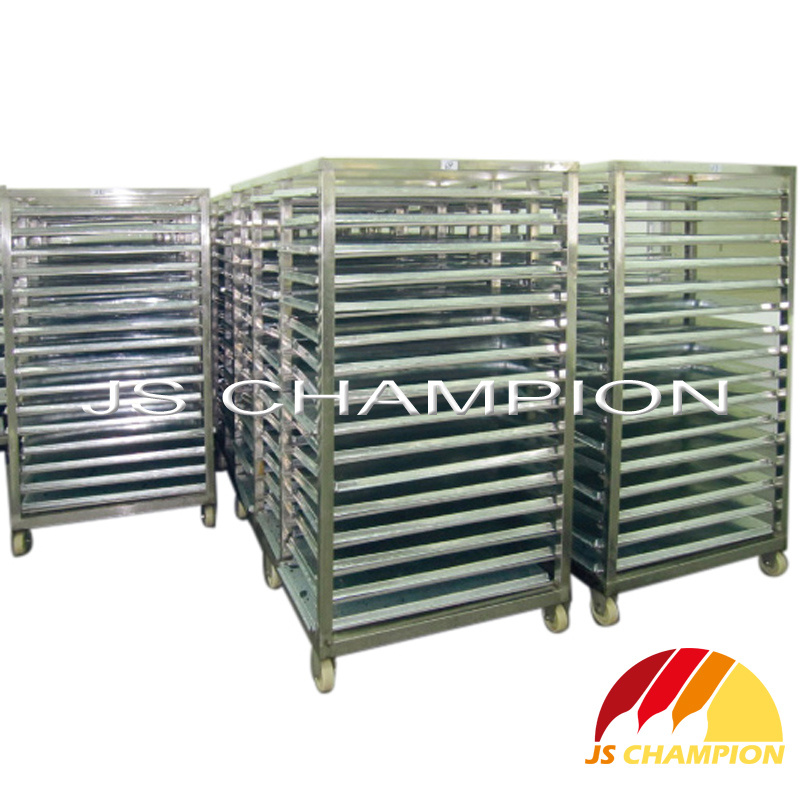 Frozen Trolley and Frozen Plate for Poultry Slaughterhouse