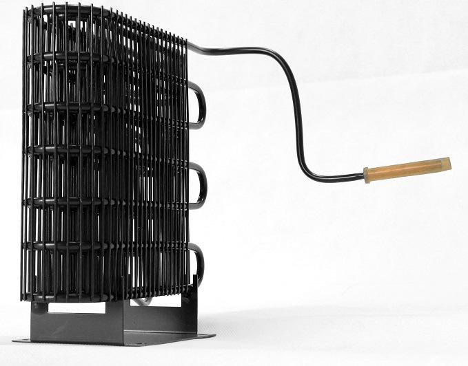 Condenser / Evaporator for Refrigerating Cabinet