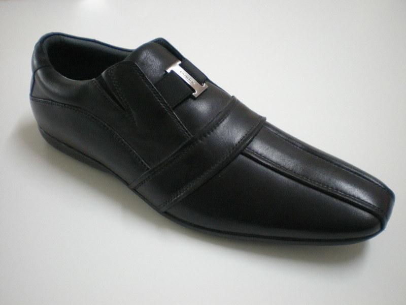 Men's Leather Shoes -1