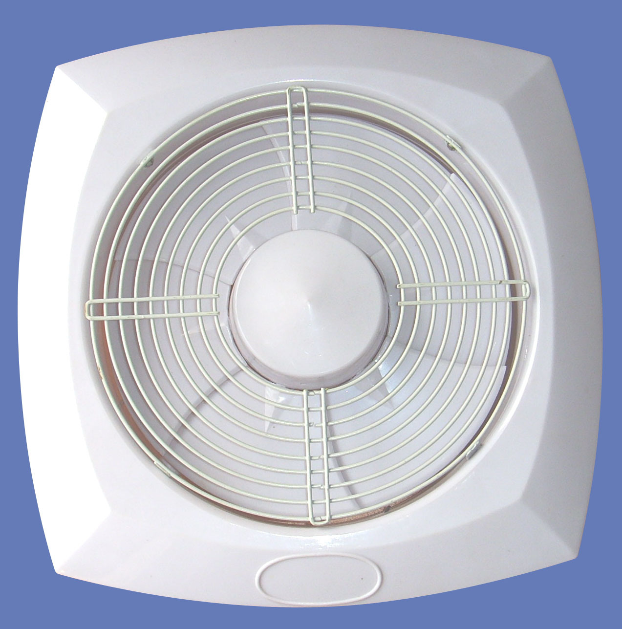 Full Plastic Shutter Exhaust/Ventilation Fan (APH25 20A) #435588