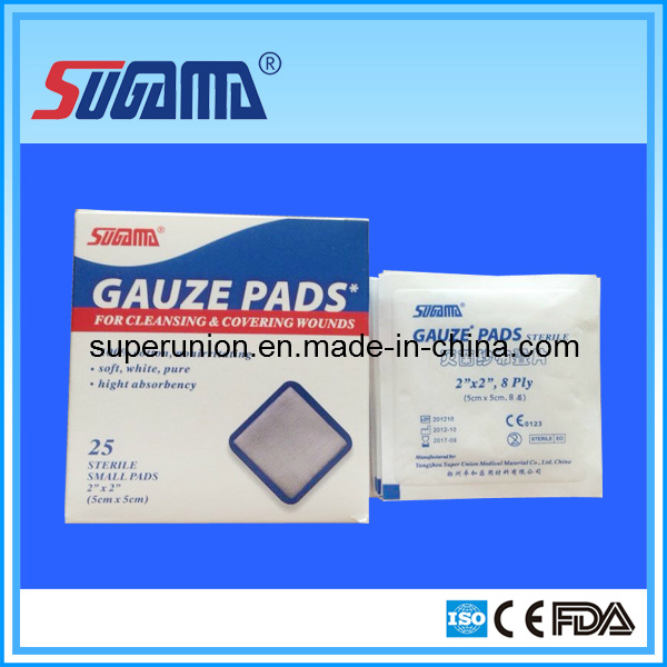 CE Standard Strile Surgical Gauze Swabs