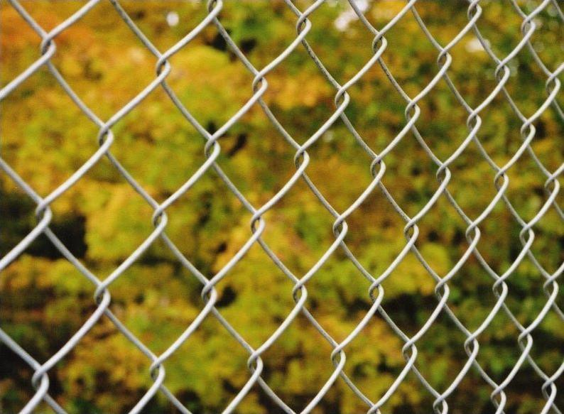 China chain link wire mesh fence