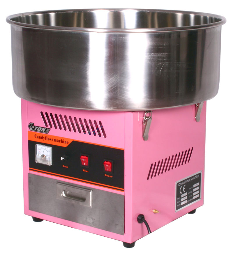 Ce Approved Electric Cotton Candy Machine with Cart Eton Model Et-Mf05