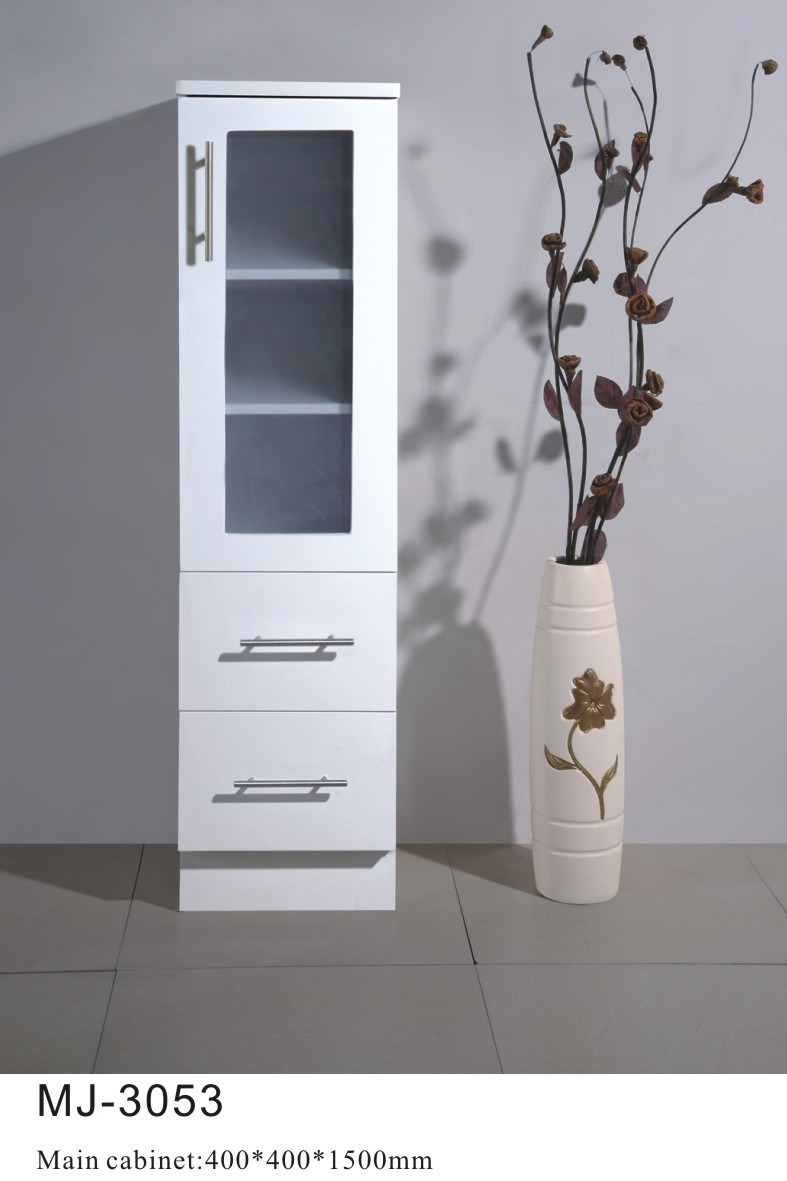 white bathroom storage cabinet mj 3078 china pvc bathroom cabinets
