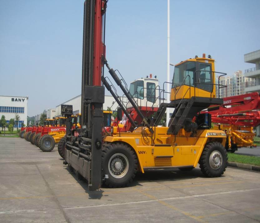 China Empty Container Handler Sdcy90k8c China Super