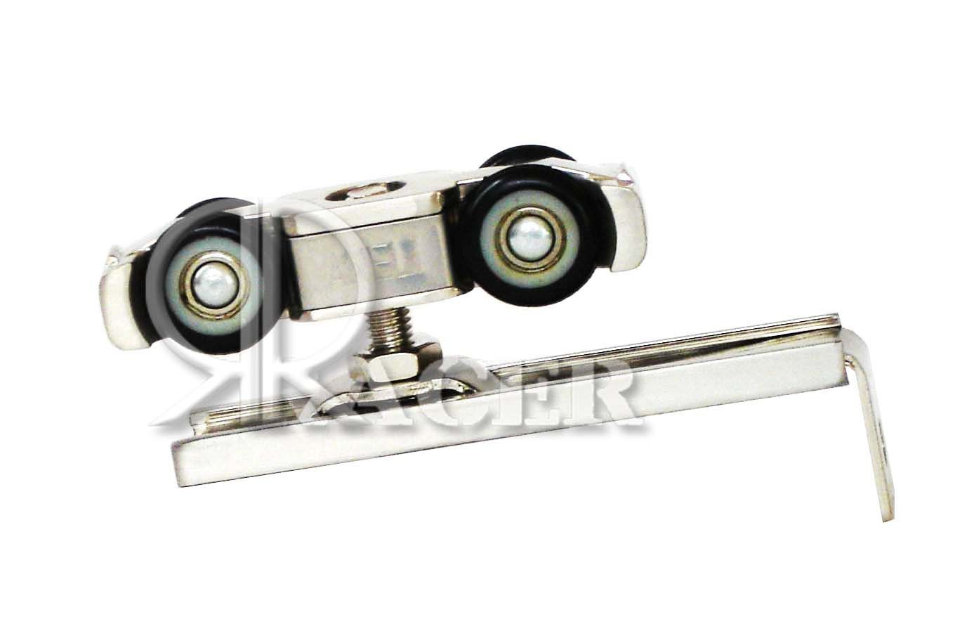 Security doors sliding security door rollers for Sliding door rollers