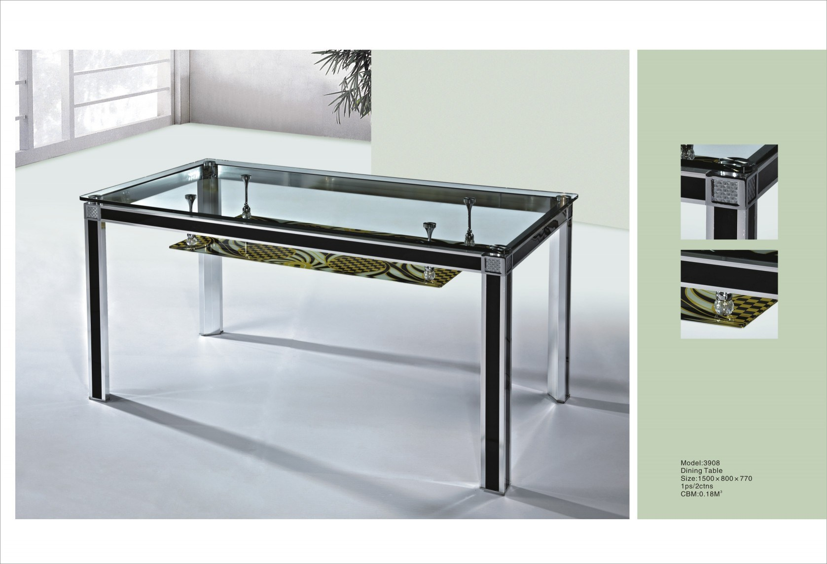 Remarkable Glass Dining Table 1677 x 1145 · 210 kB · jpeg
