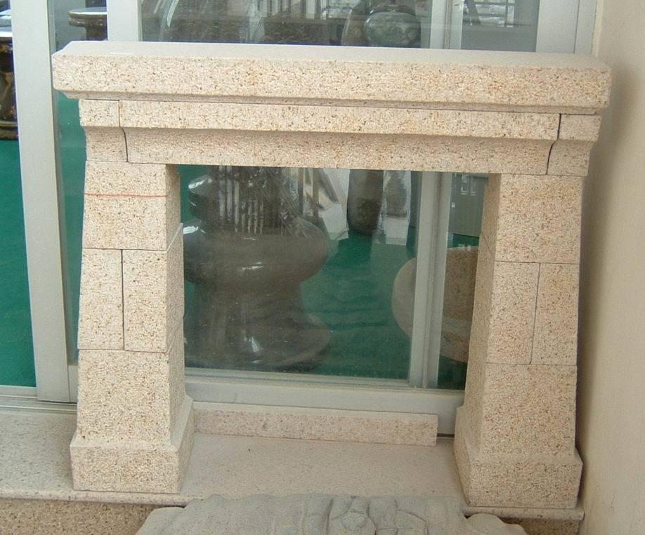 china granite fireplace mantel g682 granite fireplaces