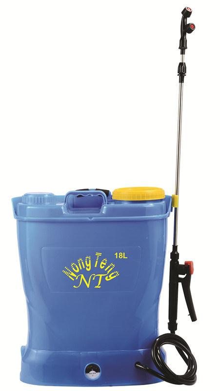 18L Knapsack Electric Battery Sprayer/Knapsack Power Sprayer (KD-18D-005)