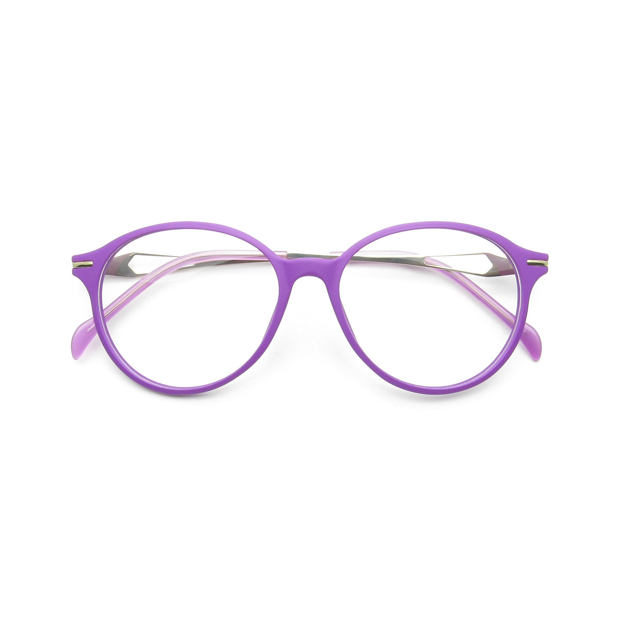 Factory Supply Ti3004 Firm Hinge Avant Garde Eyewear Optical Frame in Cn