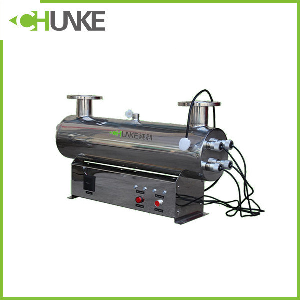 Chunke Ce Approved UV Sterilizer for Water Treatment (CK-10T/H)