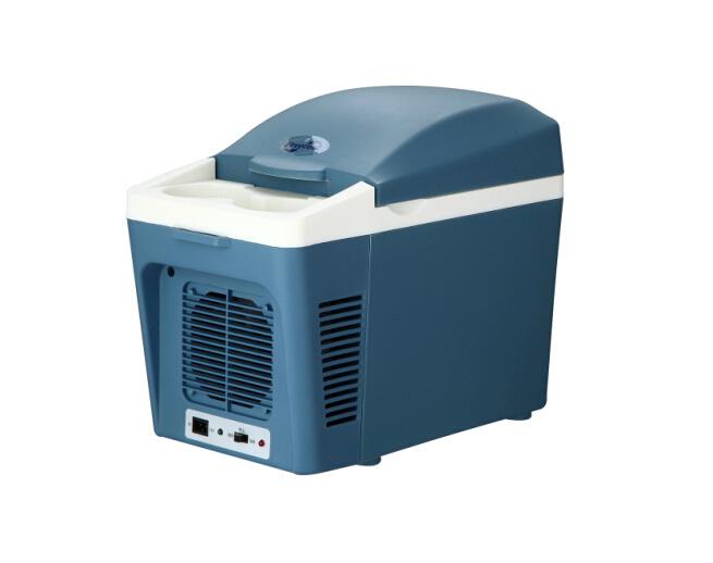 Car Mini Fridge 7 Liter DC12V for Cooling and Warming Application