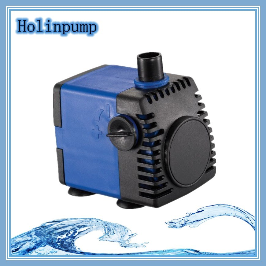Water Submersible Pond Fountain Pump (HL-600SC)