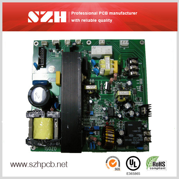 OEM/ODM Immersion Gold PCB Board for Telephone