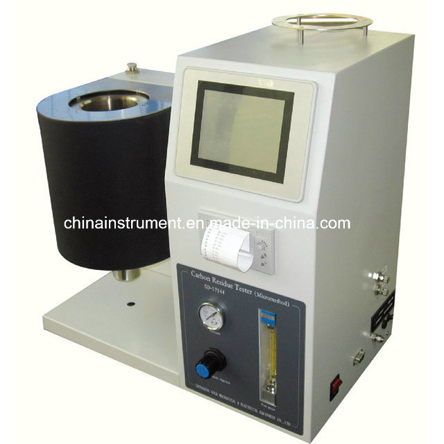 Gd-17144 Lab Petroleum Products Carbon Residue Analyzer by ASTM D4530